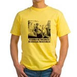 USPS Yellow T-Shirt