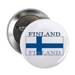 Finland Finish Flag Button