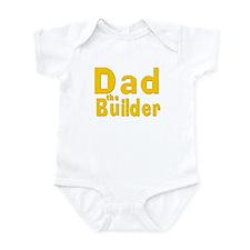 Dad the Builder Infant Bodysuit