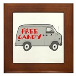 Free Candy Framed Tile