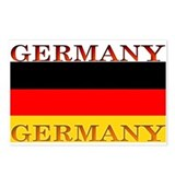 Germany German Flag Postcards (Package of 8)