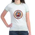 Compton FD Jr. Ringer T-Shirt