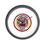 Compton FD Wall Clock