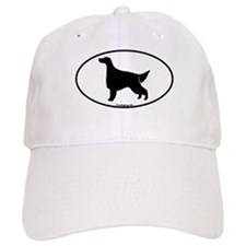 Oval Irish Setter Baseball Cap