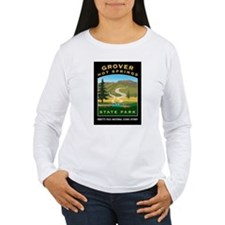 Grover Hot Springs - T-Shirt