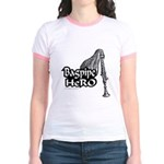 BAGPIPE HERO Jr. Ringer T-Shirt