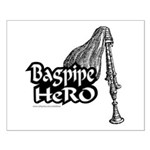 BAGPIPE HERO Small Poster