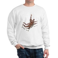 Muscles, Bones and Skin Sweatshirt