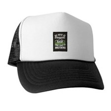"""""""NAM"""", Came Home Brothers.. Trucker Hat"""