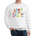 Best Daddy Sweatshirt