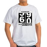 60th Birthday Oldometer T-Shirt
