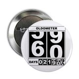 "60th Birthday Oldometer 2.25"" Button"