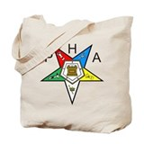 PHA Eastern Star Tote Bag