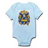 Nicholls Family Crest Infant Creeper