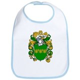 Owen Family Crest Bib