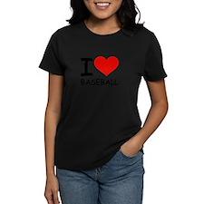 I LOVE BASEBALL Tee