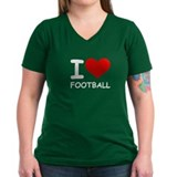 I LOVE FOOTBALL Shirt