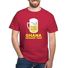 Ghana Drinking Team T-Shirt