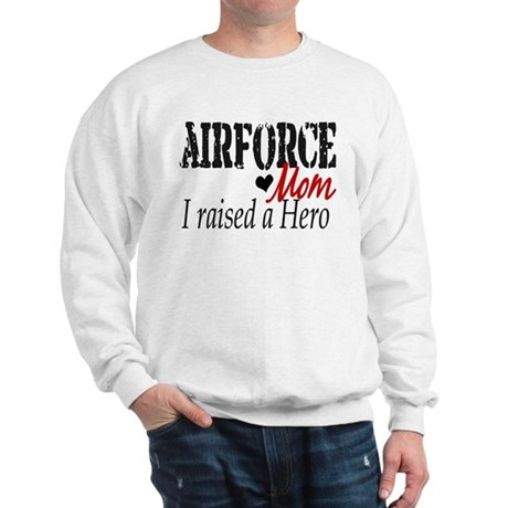 Airforce Raised Hero Sweatshirt