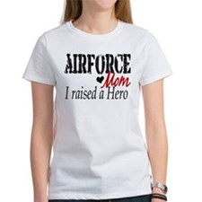 Airforce Raised Hero Tee