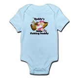 Daddy's Fishing Buddy G Infant Bodysuit