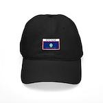 Guam Guaminian Flag Black Cap