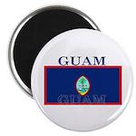 Guam Guaminian Flag Magnet