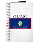 Guam Guaminian Flag Journal