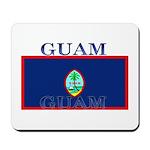 Guam Guaminian Flag Mousepad
