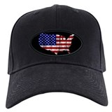 Faded America Baseball Cap