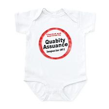 Quabity Assuance | Infant Bodysuit