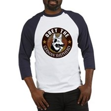 German Shepherd Baseball Jersey