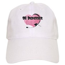 911 Dispatcher Cutie Baseball Cap
