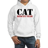 Cat Rescue Team Hoodie