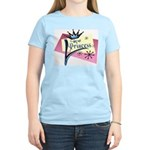 Ice Princess Women's Pink T-Shirt