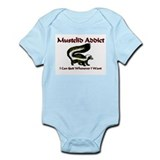 Mustelid Addict Infant Bodysuit