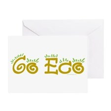 Go Eco Friendly Greeting Card