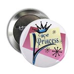 Ice Princess Button