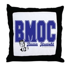 BMOC Throw Pillow