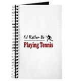 Rather Be Playing Tennis Journal