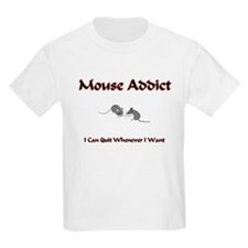 Mouse Addict T-Shirt