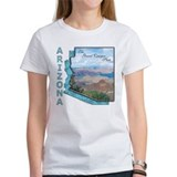 Arizona - Grand Canyon State Tee