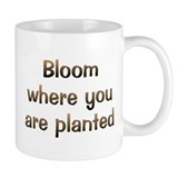 CW Bloom Small Mug
