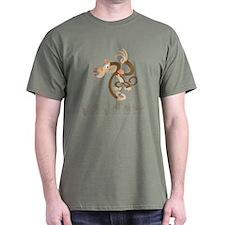 ASL Monkey T-Shirt