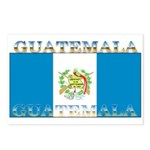 Guatemala Guatemalan Flag Postcards (Package of 8)