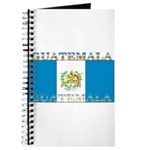 Guatemala Guatemalan Flag Journal