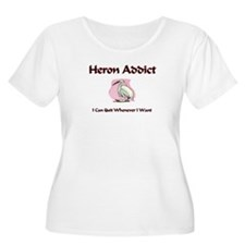 Heron Addict T-Shirt
