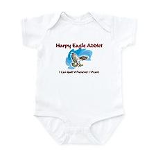 Harpy Eagle Addict Infant Bodysuit