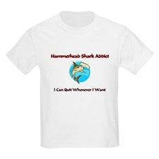 Hammerhead Shark Addict T-Shirt