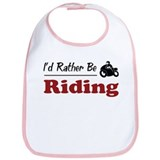 Rather Be Riding Bib